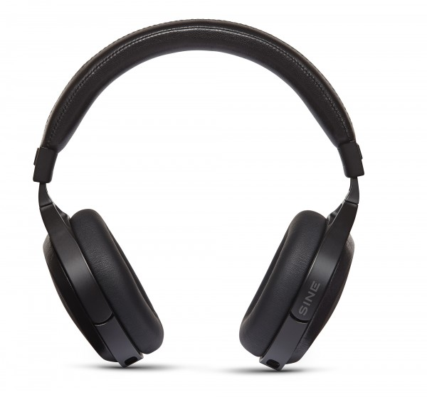 Audeze Sine Planar Magnetic On-Ear Headphones   front view